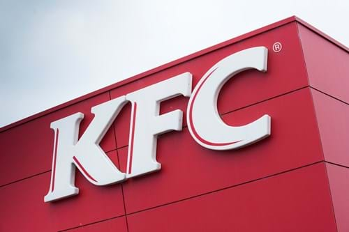 Commercial Photography | Melbourne Photography | Image of KFC building sign