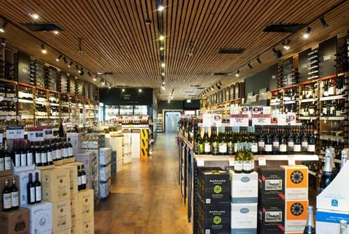 Commercial Photography | Melbourne Photography | Commercial bottle shop interior