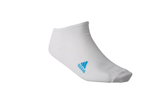 Product Footwear Photography | Melbourne Photography | Mens white sports sock on white background