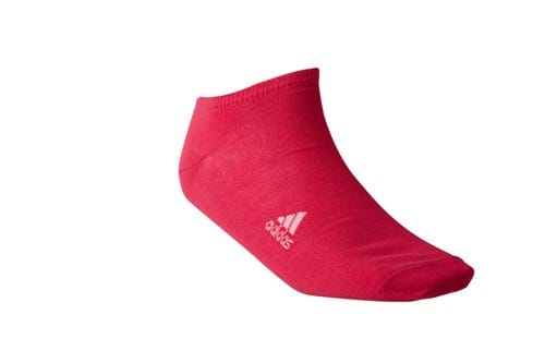 Product Footwear Photography | Melbourne Photography | Mens red sports sock on white background