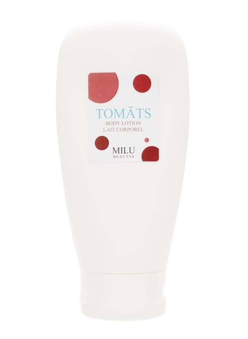 Product Cosmetics Photography | Melbourne Photography | Milu body cream on white background
