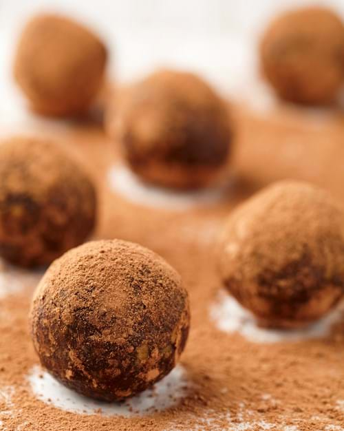 Product Food Photography | Melbourne Photography | Chocolate balls
