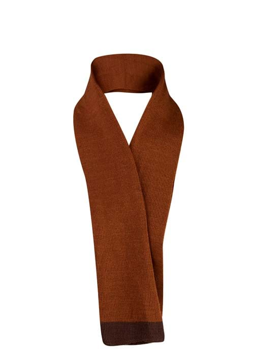 Product Clothing Accessories Photography | Melbourne Photography | Close up of brown scarf on background
