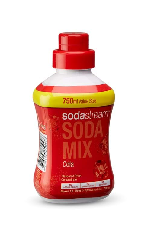 Product Drinks Photography | Melbourne Photography | Bottle of Sodastream Soda Mix