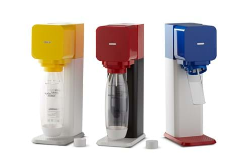 Product Homeware Photography | Melbourne Photography | Sodastream products on white background