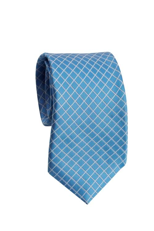 Product Clothing Accessories Photography | Melbourne Photography | Close up of blue tie on background