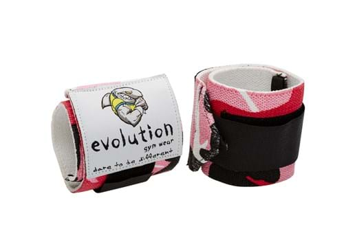 Product Clothing Accessories Photography | Melbourne Photography | Close up of Evolution sweat bands on white background
