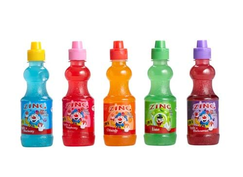 Product Drinks Photography | Melbourne Photography | Children's Flavoured Drinks
